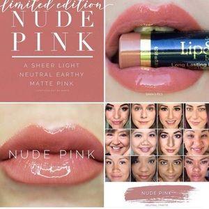 Lipsense nude pink